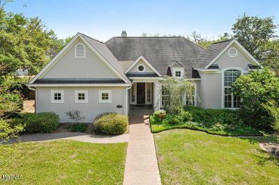 Gulfport Single Family Home For Sale: 9024 Greymonte Cir