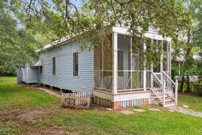 Bay St. Louis Single Family Home For Sale: 247 Ballentine St
