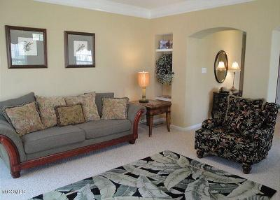 Gulfport Condo/Townhouse For Sale: 2252 Beach Dr #1502