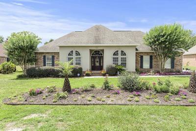 Gulfport Single Family Home For Sale: 15513 Swan Lake Blvd