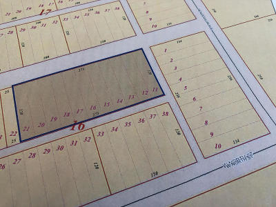Pass Christian Residential Lots & Land For Sale: Lots 11-21 Riverview St