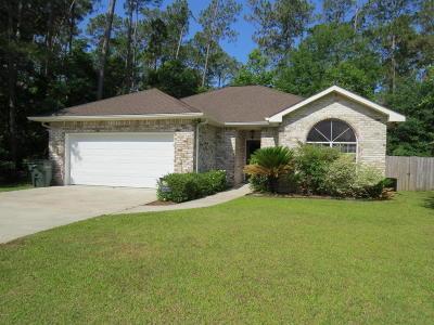 Diamondhead Single Family Home For Sale: 8423 Kaleki Way