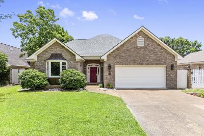 Biloxi Single Family Home For Sale: 2573 Rue Palafox