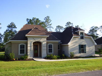 Diamondhead Single Family Home For Sale: 7441 Turnberry Dr