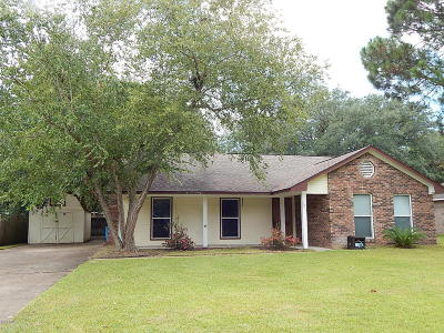 Ocean Springs Single Family Home For Sale: 7013 Red Bud Ln