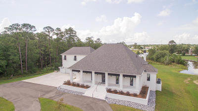 Gulfport Single Family Home For Sale: 10751 Plantation Ln