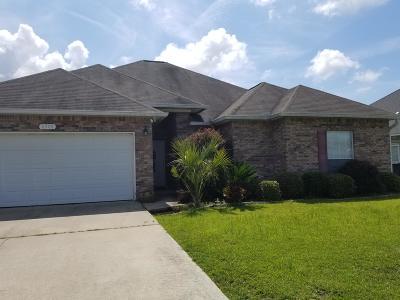 Ocean Springs Single Family Home For Sale: 6308 Luckey Ln