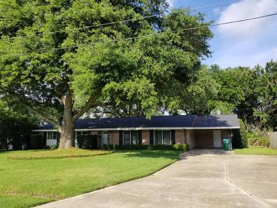 Gulfport Single Family Home For Sale: 98 Bayou Cir