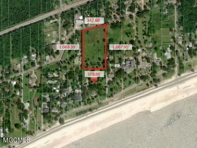 Pass Christian Residential Lots & Land For Sale: Second St