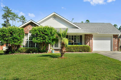 Diamondhead Single Family Home For Sale: 10850 Ala Moana St
