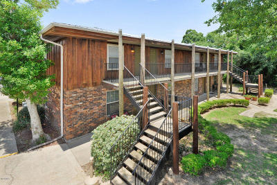 Pass Christian Condo/Townhouse For Sale: 1550 E 2nd St #Q-95