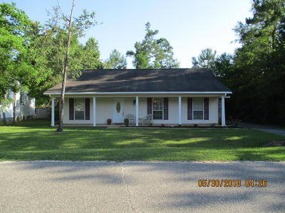 Diamondhead Single Family Home For Sale: 10728 Linohau Way