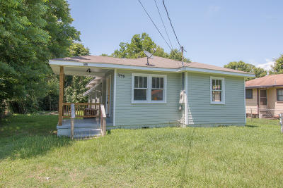 Biloxi Single Family Home For Sale: 1898 Greater Ave