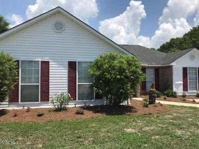 Ocean Springs Single Family Home For Sale: 506 Woodward Dr