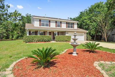 Ocean Springs Single Family Home For Sale: 1202 Merritt Ln