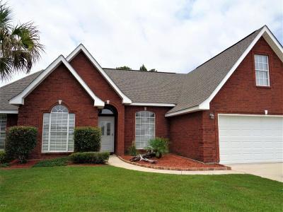 Ocean Springs Single Family Home For Sale: 2937 Village Cir