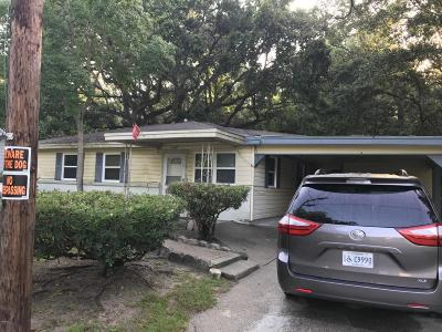 Gulfport Single Family Home For Sale: 1124 Rich Ave