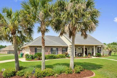 Gulfport Single Family Home For Sale: 13542 Brayton Blvd