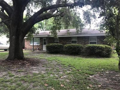Long Beach Single Family Home For Sale: 6026 Daugherty Rd
