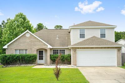Ocean Springs Single Family Home For Sale: 4602 Pinehaven Dr