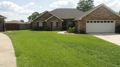 Gulfport Single Family Home For Sale: 13257 English Cv