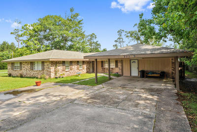 Bay St. Louis Single Family Home For Sale: 203 Felicity St