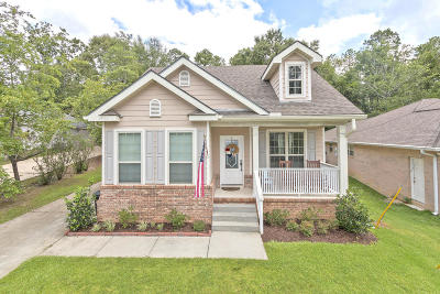Diamondhead Single Family Home For Sale: 89366 E Diamondhead Dr