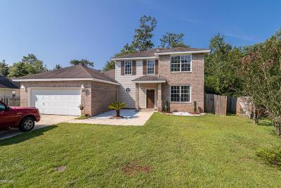 Gulfport Single Family Home For Sale: 18161 Lake Vista Dr
