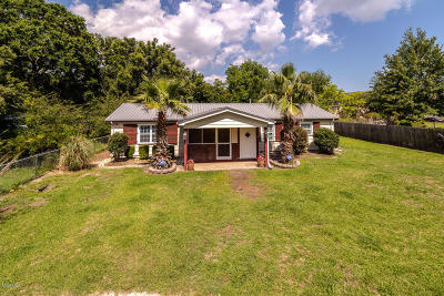 Gulfport Single Family Home For Sale: 2802 50th Ave