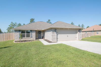 Saucier Single Family Home For Sale: 21681 W Edgewood Dr