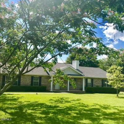 Gulfport Single Family Home For Sale: 20706 Mennonite Rd