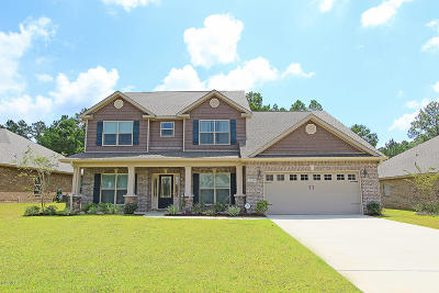 Gulfport Single Family Home For Sale: 10280 Hutter Rd