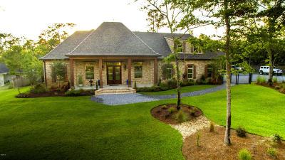 Diamondhead Single Family Home For Sale: 6429 Kome Dr