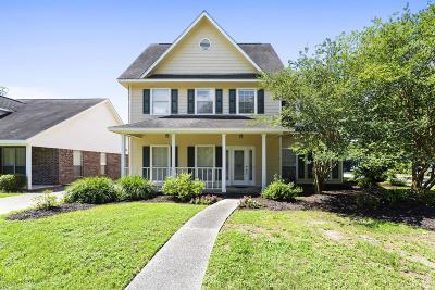 Gulfport Single Family Home For Sale: 2103 Lindhridge Dr