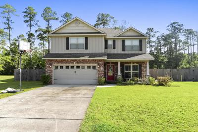 Ocean Springs Single Family Home For Sale: 1109 Meadowlark Cv