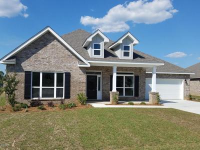 Ocean Springs Single Family Home For Sale: 6617 Sugarcane Cir