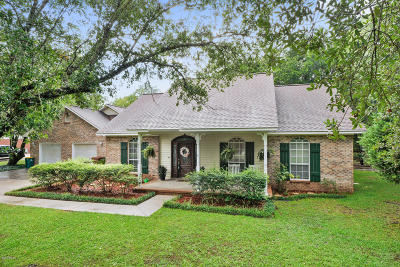 Single Family Home For Sale: 11925 River Estates Cir