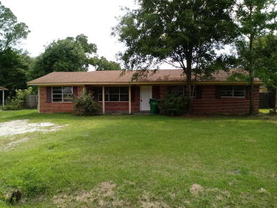 Gulfport MS Single Family Home For Sale: $65,000