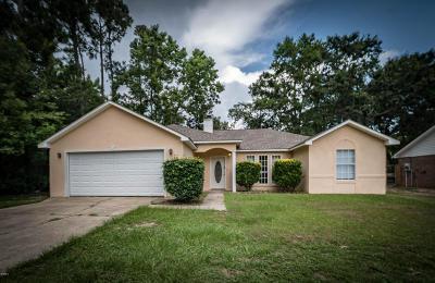 Ocean Springs Single Family Home For Sale: 1412 Oak St