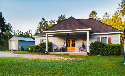 Pass Christian Single Family Home For Sale: 13469 Wyatt Earp Rd