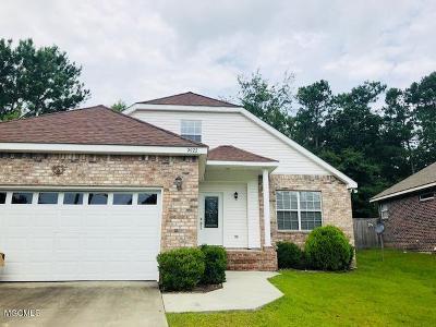 Diamondhead Single Family Home For Sale: 9922 Muolea Ct