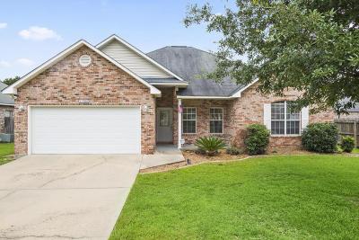 Ocean Springs Single Family Home For Sale: 11900 Alexis Ln