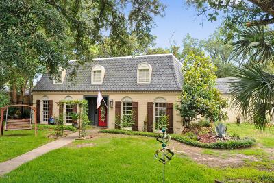 Gulfport Single Family Home For Sale: 17 Mockingbird Ln
