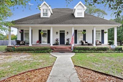 Gulfport Single Family Home For Sale: 1618 Jones Ave