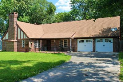 Ocean Springs Single Family Home For Sale: 13708 Paraiso Rd