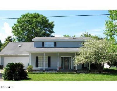 Diamondhead Single Family Home For Sale: 7716 Laie St