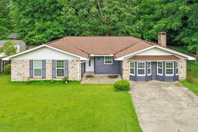 Gulfport Single Family Home For Sale: 12255 Depew Rd