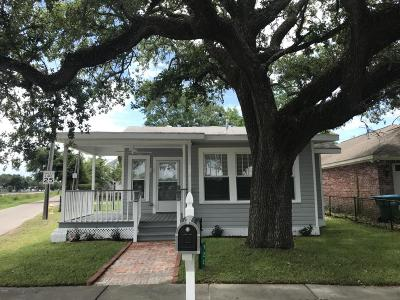 Gulfport Single Family Home For Sale: 922 42nd Ave