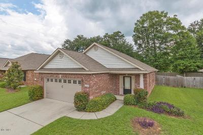 Gulfport Single Family Home For Sale: 10388 Sweet Bay Drive