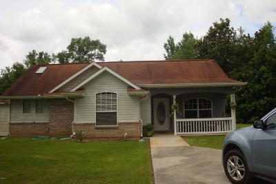 Pass Christian Single Family Home For Sale: 17360 Wicktom Rd